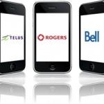 Rogers-Bell-Telus-iPhone
